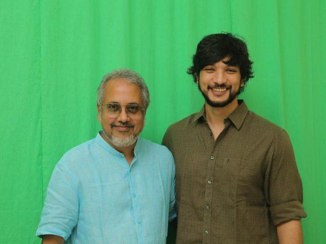 "Positive Print Studios LLP ""Production No.2"", Gautham Karthik-Badri Venkatesh film"